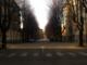 Corso Cristoforo Colombo a Fossano