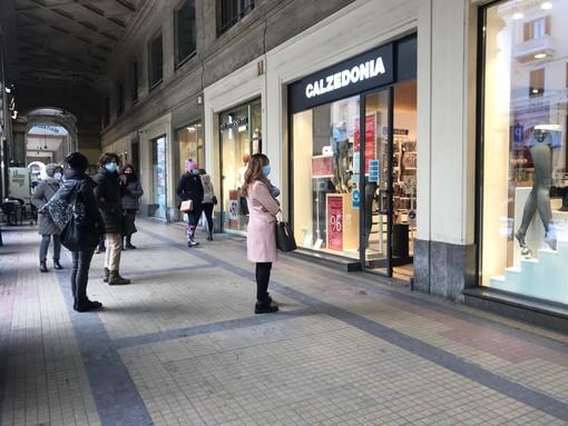 Cuneo in zona gialla - foto di: Barbara Simonelli