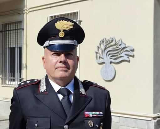 Il Capitano Davide Basso è il nuovo comandante della Compagnia Carabinieri di Saluzzo