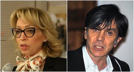 Da sinistra, Alessandra Piano e Fulvio Bachiorrini