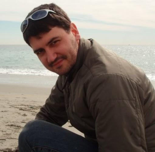 il professor Cristiano Cometto- foto tratta dal profilo facebook