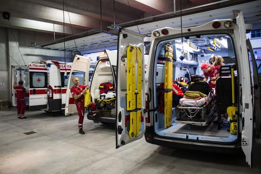 La Croce Rossa di Alba partecipa alla terza giornata regionale del progetto protezione famiglie fragili in ambito oncologico