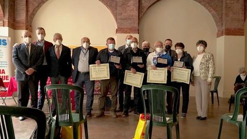 """Gli """"Oscar della generosità 2021"""" dell'Avis"""