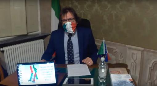 Bene Vagienna: in streaming l'incontro di metà mandato tra il sindaco e i suoi concittadini