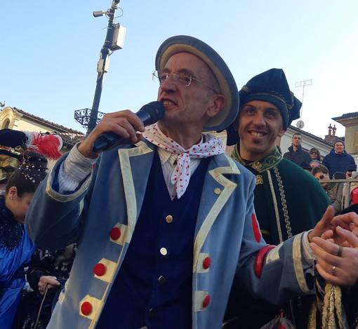 """Arsenio Lupin del Carnevale di Saluzzo: """"Il cappello di Ciaferlin è nelle nostre mani, ecco i termini del riscatto"""""""