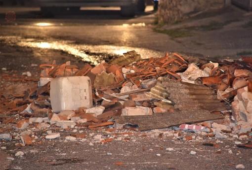 Crollo a Villanova Mondovì: trasferito al CTO di Torino l'uomo estratto vivo dalle macerie (FOTO)