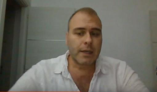Il dottor Christian Zanza