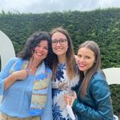 Chiara Aprosio, Beatrice Usseglio e Barbara Provera