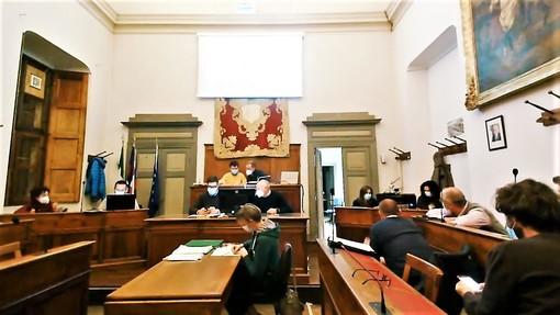 Il Consiglio comunale di Saluzzo di ieri sera