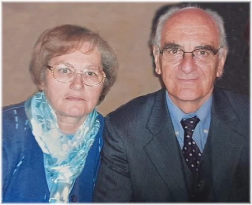Margherita Gagliasso e Paolo Cerrino, avevano 82 e 83 anni