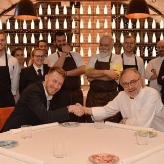 Matteo Morello, Marco Sacco e la squadra nel nuovo Castellana San Giovanni a Saluzzo