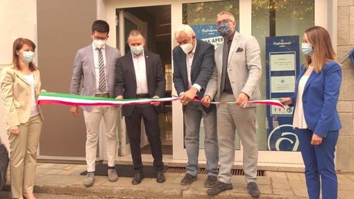 Confartigianato Cuneo ha aperto un nuovo ufficio recapito a Peveragno