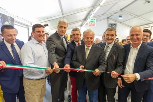 Inaugurata la 43esima edizione della Grande Fiera d'Estate a Cuneo (FOTO e VIDEO)