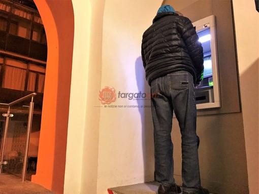 Il bancomat di Crissolo