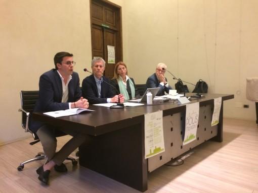 """Rigenerare i Comuni e i centri storici: successo per il convegno promosso dall'associazione """"Polis"""" a Mondovì"""