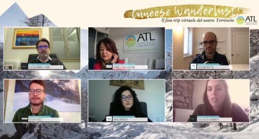 """""""Cuneese Wanderlust"""": la proposta dell'Atl Cuneese e degli operatori turistici agli agenti di viaggio"""