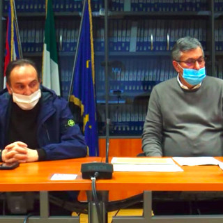 Alberto Cirio e Luigi Icardi