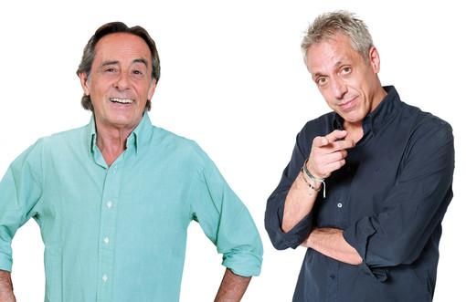 Max Pisu e Nino Formicola