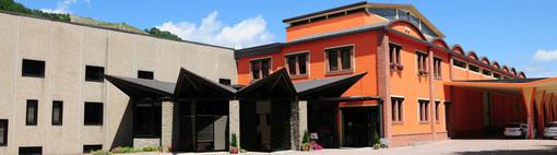 Lo stabilimento di località San Martino a Cossano Belbo