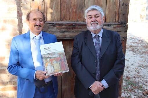 Riccardo Corino e Baldassarre Molino
