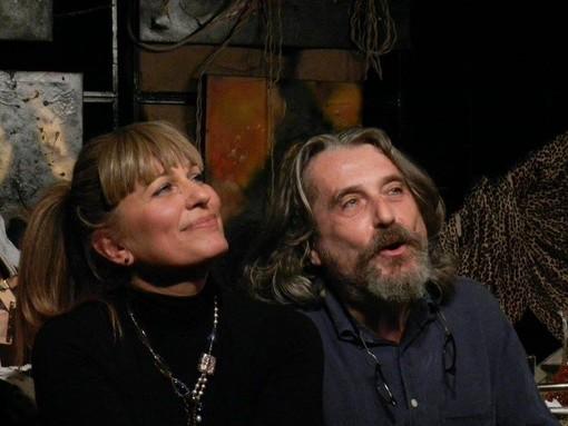 Cristina Viglietta e Pinuccio Bellone premiati dalla Federazione Italiana Teatro amatoriale