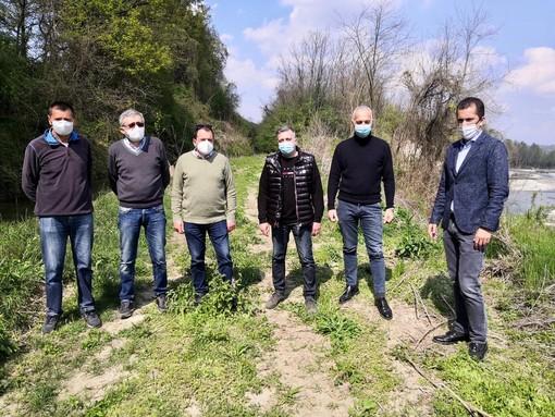 """Canale Pertusata, Graglia e Bergesio: """"Soddisfatti per l'interessamento dell'assessore regionale Gabusi"""""""