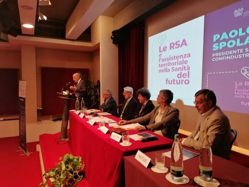 Un momento del convegno promosso ieri ad Alba da Confindustria Cuneo