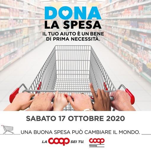 """Torna """"Dona la spesa"""" a Bra, Savigliano e Cuneo: appuntamento sabato 17 ottobre"""
