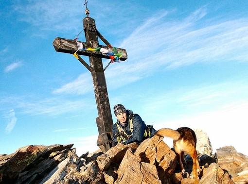Da Revello a piedi ai confini della Valle Po, il Monte Frioland: impresa natalizia di Bartolomeo Davide Bertinetto