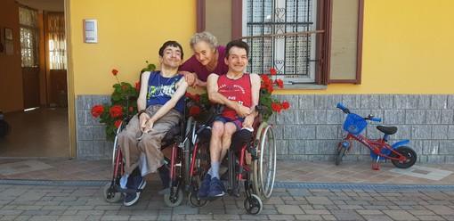 """Da Dogliani l'appello di Giovanni Romana: """"Io e miei fratelli bisognosi di cure, con l'emergenza sanitaria è diventato tutto più difficile"""""""