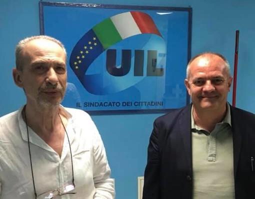 Cuneo: Giancarlo Boselli incontra i segretati generali CGIL, CISL e UIL