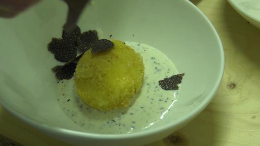 Il tartufo nero della Valle Grana protagonsita in Friuli attraverso un documentario