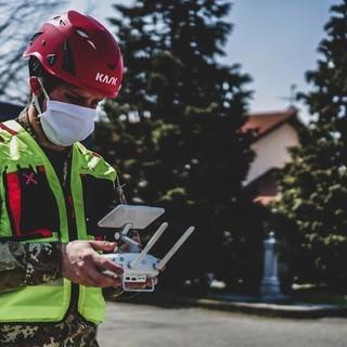 Anche i droni adesso contribuiranno a combattere i reati ambientali