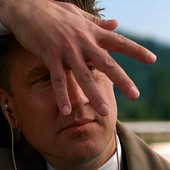 """David Lynch in """"Fire Walk With Me"""""""