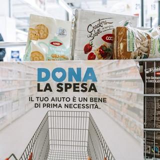 """Torna """"Dona la spesa"""": Nova Coop lancia la raccolta di beni di prima necessità"""