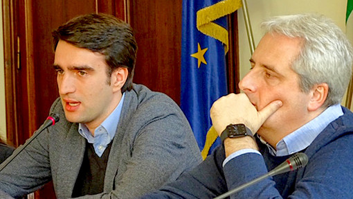 Pietro Danna e Federico Borgna