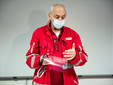 Angelo Paganotto, presidente del Comitato Cri di Moretta (Foto Barbara Guazzone)
