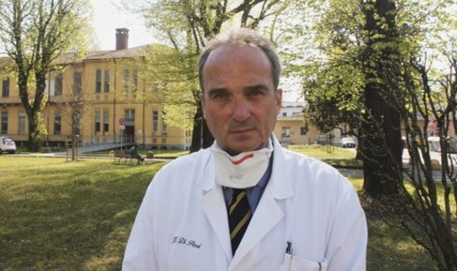 Giovanni Di Perri, direttore Malattie Infettive Amedeo Di Savoia