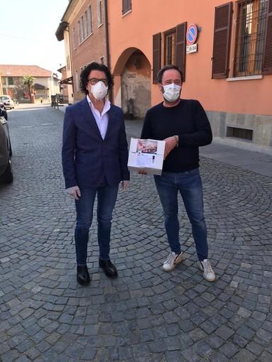 Fossano: una mano tesa dalla Fondazione Rovella