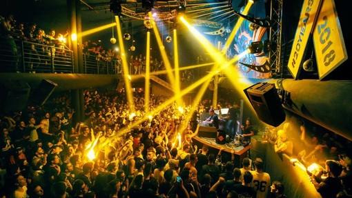 """Il locale che ospita la discoteca """"Shock!"""" - Foto tratta dalla pagina Fb"""