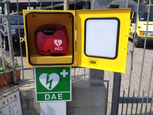Al via il corso di utilizzo del defibrillatore semiautomatico a Moretta