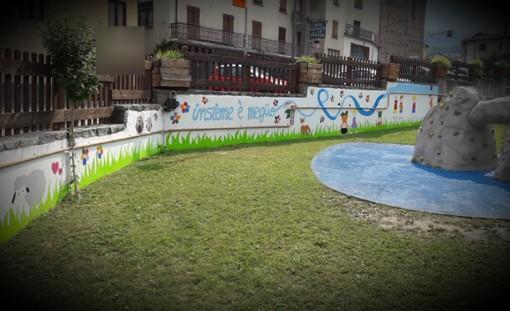Tantissimi bambini in Valle Grana per l'Estate ragazzi