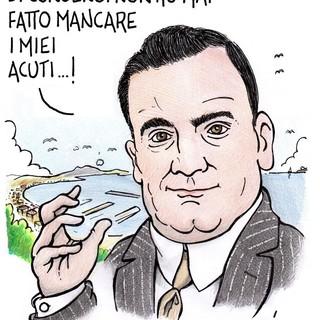 La vignetta di Danilo Paparelli: cento anni dalla scomparsa di Enrico Caruso
