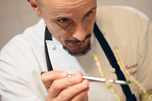 Enrico Crippa, nel 2013 la sua terza stella Michelin