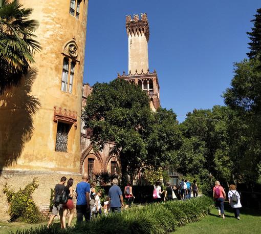 Seconda apertura straordinaria con escursioni guidate nel Parco del Castello del Roccolo a Busca