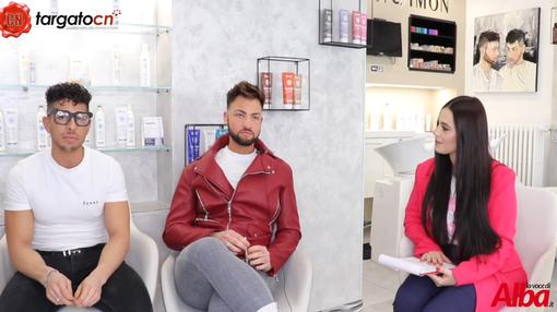 Alla scoperta dell'Elegance Parrucchieri con Simone e Jonny (video)