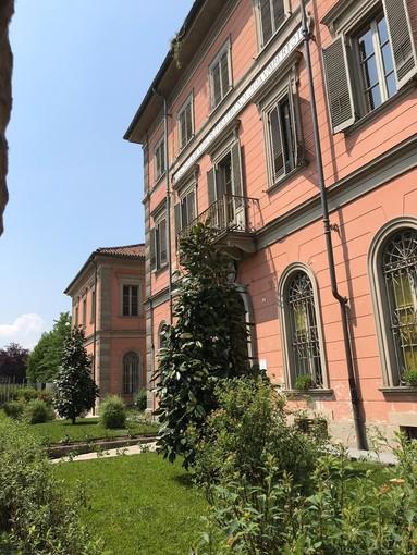 """La sede albese dell'Istituto """"Umberto I"""""""