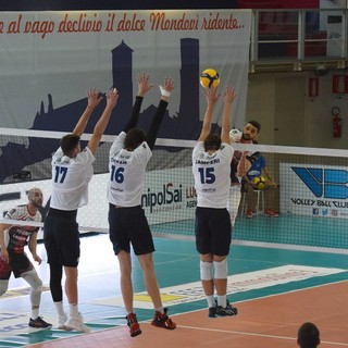 Una immagine del match (foto Elena Merlino)