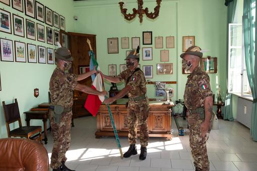 Cuneo, cambio al vertice del 2° reggimento alpini: il Colonnello Orsi cede il comando a Giuseppe Sgueglia