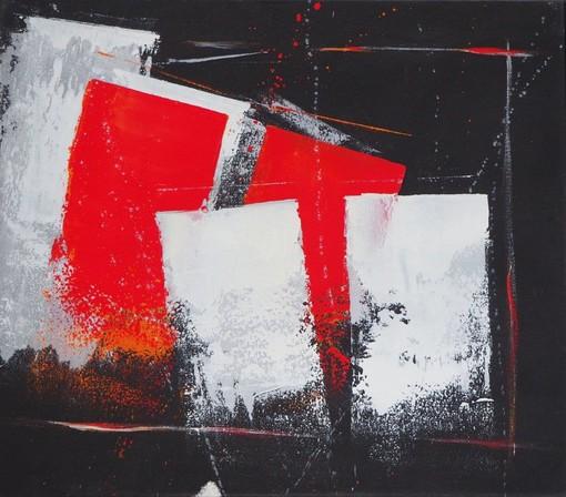 Gli artisti Anna Valla e Luciano Fiannacca e le loro opere